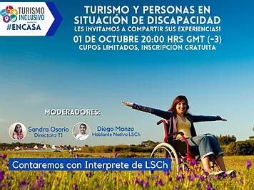 Turismo y Personas en Situacion de Discapacidad